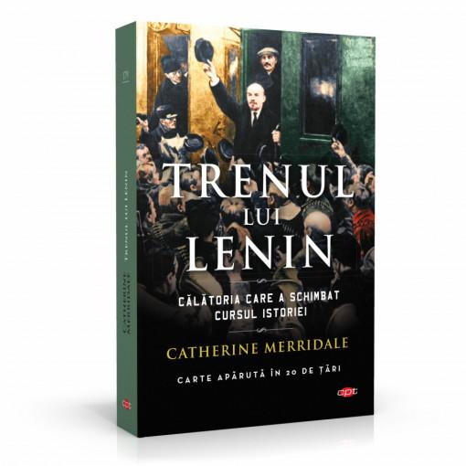 Trenul lui Lenin, Catherine Merridale