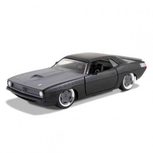 Editia nr. 16 - Letty´s Plymouth Barracuda (Fast&Furious)