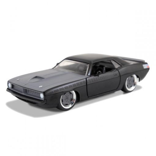 Editia nr. 16 - Letty´s Plymouth Barracuda