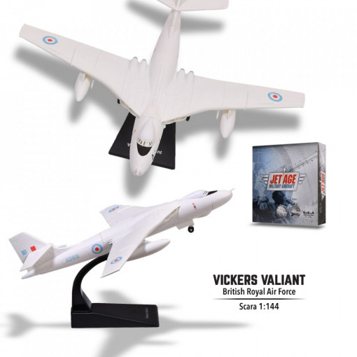 Editia nr. 7 -Vickers Valiant (Avioane Militare Jet Age)