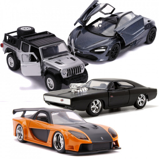 Precomanda Fast & Furious - Septembrie 2021