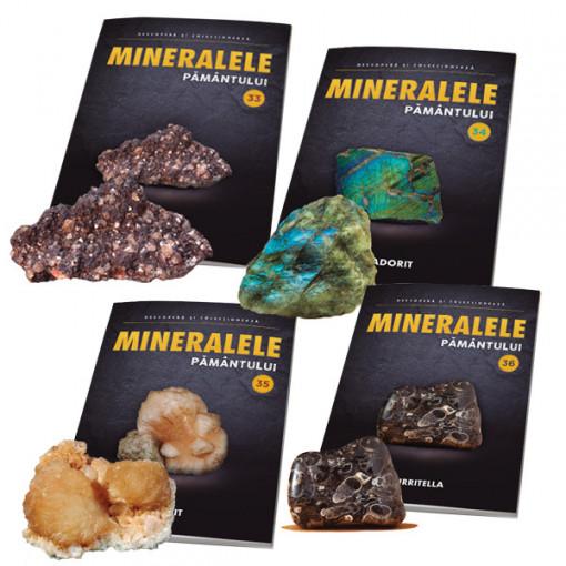 Precomanda Mineralele Pamantului - Aprilie 2021