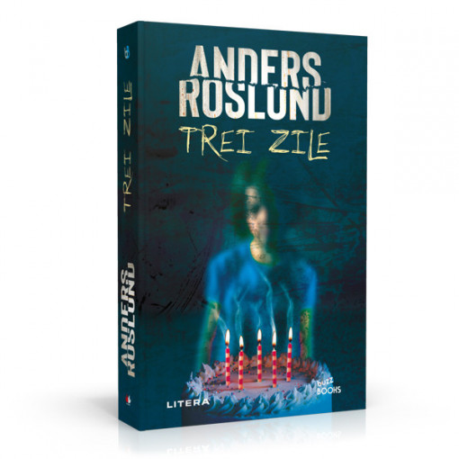 Trei zile - Anders Roslund