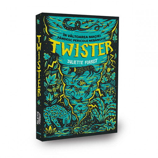 Twister - Juliette Forrest