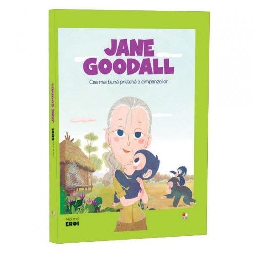 Editia Nr. 14 - Jane Goodall