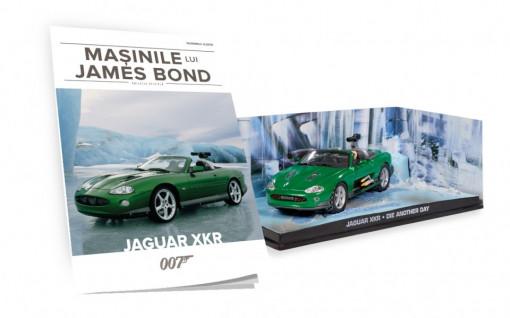 Editia nr. 02 - Jaguar XKR (Die Another Day)
