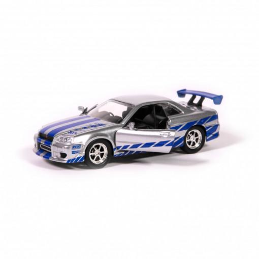Editia nr. 02 - Nissan Skyline R34 (Fast&Furious)