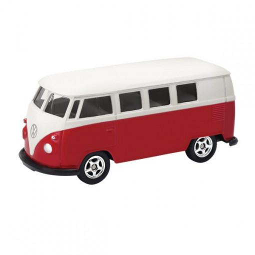 Editia nr. 02 - VW 1963 T1 Classical Bus (Masini de Colectie)