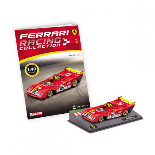 Editia nr. 2 - Ferrari 312 P 6h Waktins Glen 1972