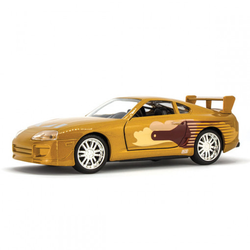 Editia nr. 28 - 1995 Toyota Supra Gold (Fast&Furious)