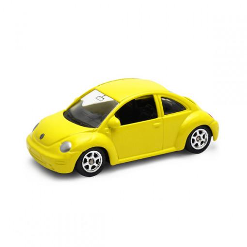 Editia nr. 36 - Volkswagen New Beetle (Masini de Colectie)