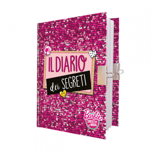 Jurnalul Secretelor (Barbie, jocul de-a moda)