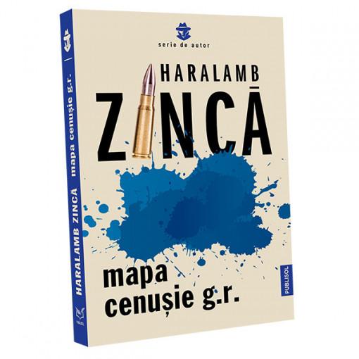Mapa cenusie G.R - Haralamb Zinca