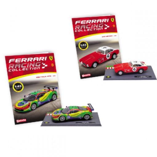 Precomanda Ferrari Racing - Mai 2021