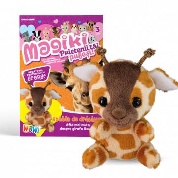 editia nr. 03 - Girafa George