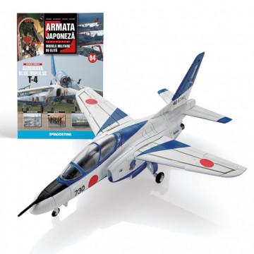 Armata Japoneza - Nr. 4 - Avionul Blue Impulse T-4