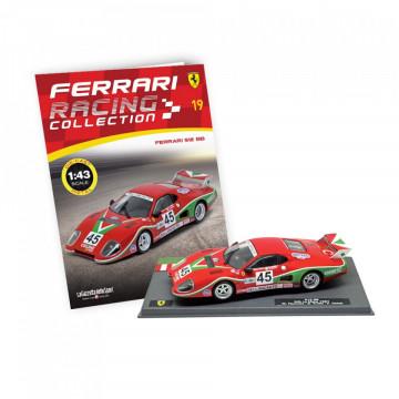 Editia 19 - 512 BB 24h Le Mans 1981 (Ferrari Racing)