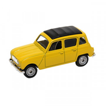 Editia nr. 03 - Renault 4 (Masini de Colectie)