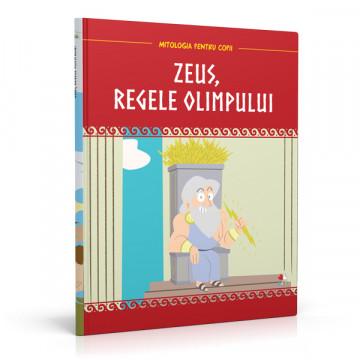 Editia nr. 04 - Zeus, Regele Olimpului