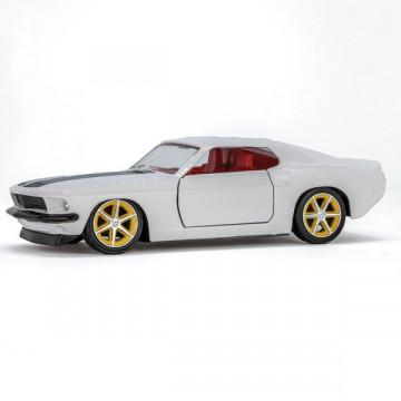 Editia nr. 25 - 1969 Ford Mustang MK1 (Fast&Furious)