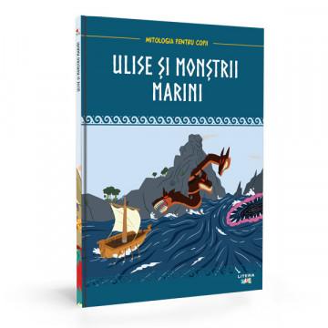 Editia nr. 25 - Ulise si monstrii marin