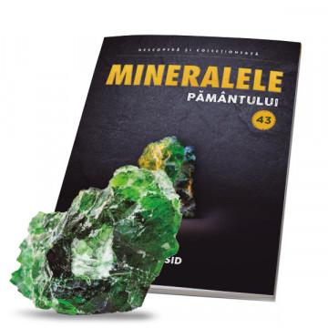 Editia nr. 43 - Diopsid (Mineralele Pamantului)