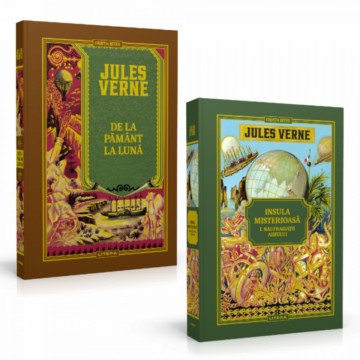 Precomanda Jules Verne - August 2021