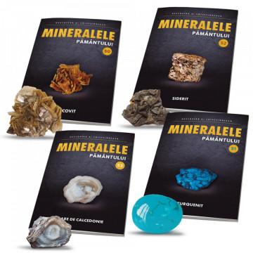 Precomanda Mineralele Pamantului - August 2021