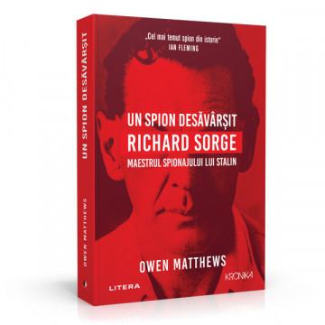 Un spion desavarsit - Owen Matthews