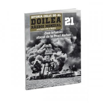 Editia nr. 21 - Ziua infamiei: atacul de la Pearl Harbor ( doua bancnote si opt timbre)