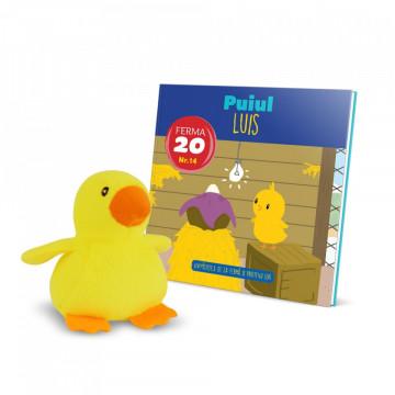 Editia nr. 14 - Puiul Luis (Animalutele de la ferma)