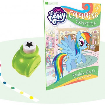 Editia nr. 14 - Rainbow Dash's Magic Recipe