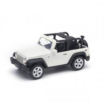 Editia nr. 35 - Jeep Wrangler Rubicon (Masini de Colectie)
