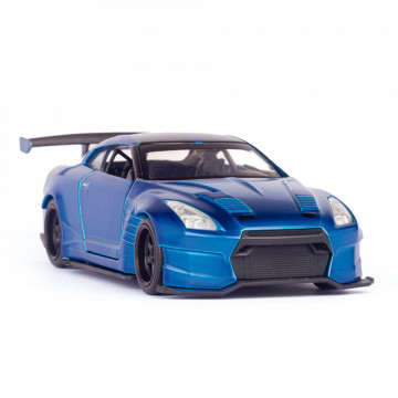 Editia nr. 43 - 2009 Nissan Ben Sopra GT-R R35 (Fast&Furious)