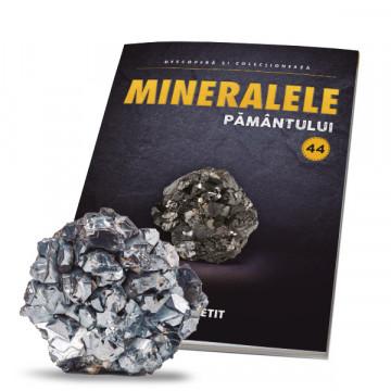 Editia nr. 44 - Magnetit (Mineralele Pamantului)