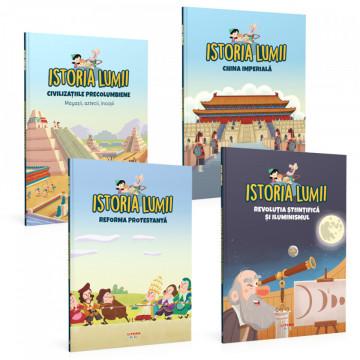 Precomanda Istoria pentru copii - August 2021