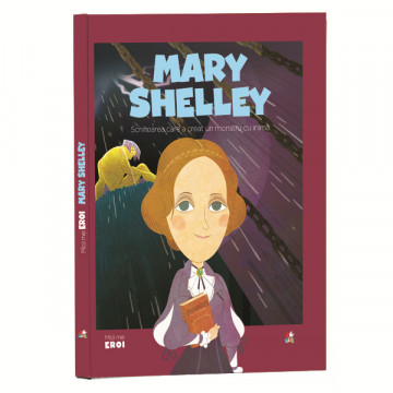 Editia nr. 51 - Mary Shelley