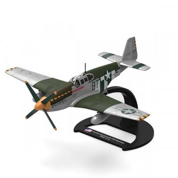 Editia nr. 02 - North American P-51B Mustang (Avioane din cel de-al Doilea Razboi Mondial)