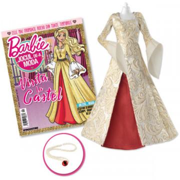 Editia nr. 02 - Rochie stil sec. XVI (Barbie, jocul de-a moda)