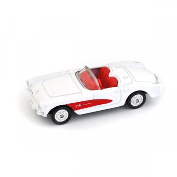 Editia nr. 15 - Chevrolet Corvette 1957 (Masini de Colectie)