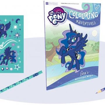 Editia nr. 15 - Luna's Moonlight Magic