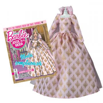Editia nr. 15 - Rochie stil Elisabetan (Barbie, jocul de-a moda)