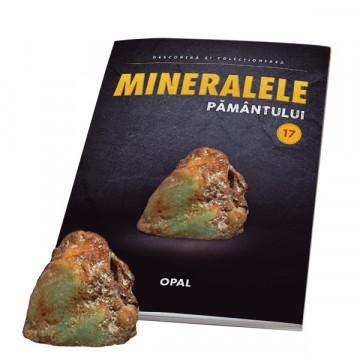 Editia nr. 17 - Opal (Mineralele Pamantului)