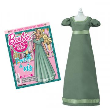 Editia nr. 20 - Rochie stil 1815 (Barbie, jocul de-a moda)