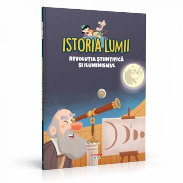 Editia nr. 29 - Revoluția științifică (Istoria pentru copii)