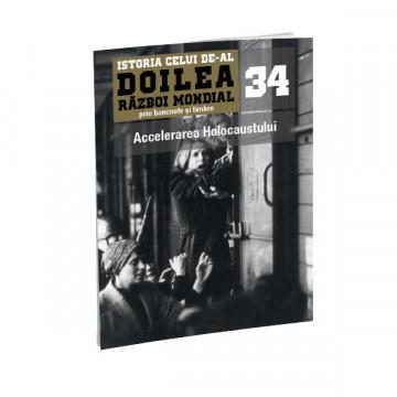 Editia nr. 34 - Accelerarea Holocaustului (doua bancnote si sase timbre)