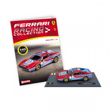 Editia nr 5 - Ferrari 308 GTB Rallye Monte-Carlo 1982
