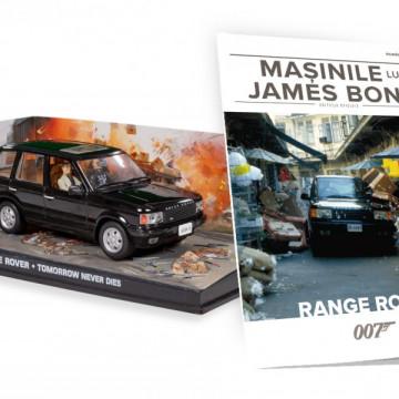 James Bond - Editia Nr. 15 - Range Rover (Tomorrow never dies)