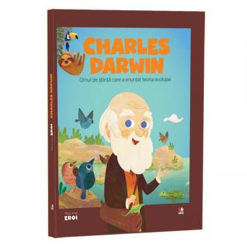 Micii mei eroi - Editia Nr. 11 - Charles Darwin