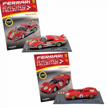 Precomanda Ferrari Racing - Octombrie 2021